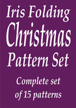 Christmas set of patterns